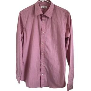 Gap Slim Fit Non-Iron Stretch Button Up Shirt